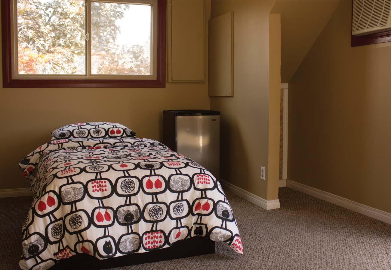 Kelowna Student Residence Single Room
